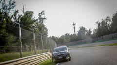 Peugeot 108 e Andreucci in pista alla cieca - Immagine: 53