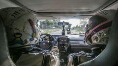 Peugeot 108 e Andreucci in pista alla cieca - Immagine: 54