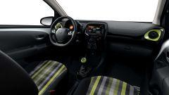 Peugeot 108: gli interni e la plancia