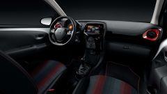 Peugeot 108: gli interni, i comandi