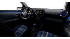 Peugeot 108: gli interni