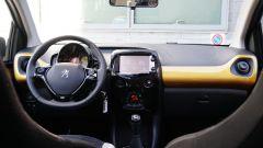 Peugeot 108: il sedile del conducente si regola elettricamente