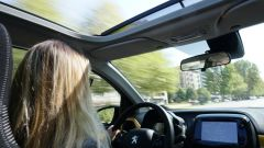 Peugeot 108: la prova su strada