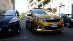 Peugeot 108: parcheggiare è semplicissimo
