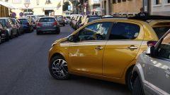 Peugeot 108: come si comporta su strada?  - Immagine: 6