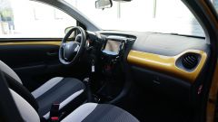 Peugeot 108: sedili anteriori