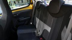 Peugeot 108: sedili posteriori