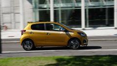 Peugeot 108: vista laterale destra