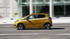 Peugeot 108: vista laterale sinistra