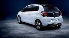 Nuova Peugeot 108 2021: elettrica su base Fiat 500e