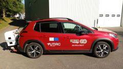Peugeot 2008 1.2 PureTech, 3 stelle Green NCAP