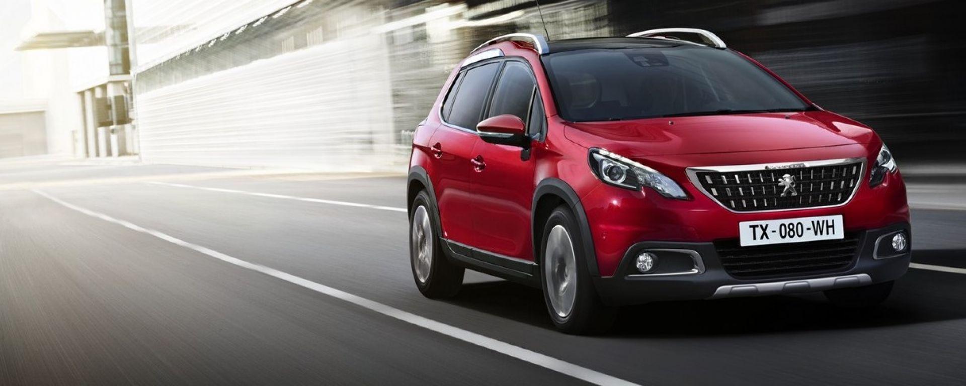 Peugeot 2008: la prova del 1.2 turbo 110 cv cambio automatico