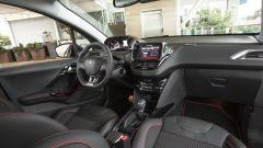 Peugeot 2008: la prova del 1.2 turbo 110 cv cambio automatico - Immagine: 5