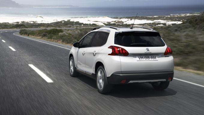 Immagine 7: Peugeot 2008