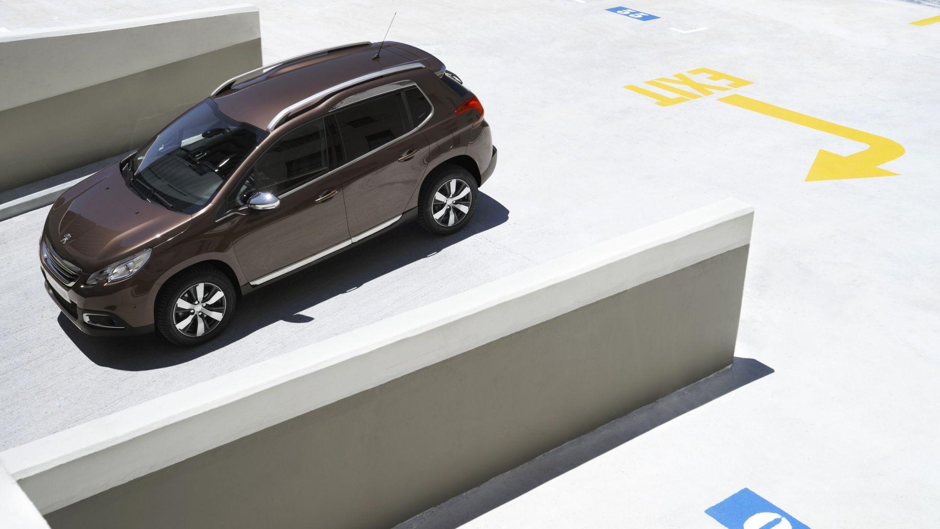 Immagine 20: Peugeot 2008
