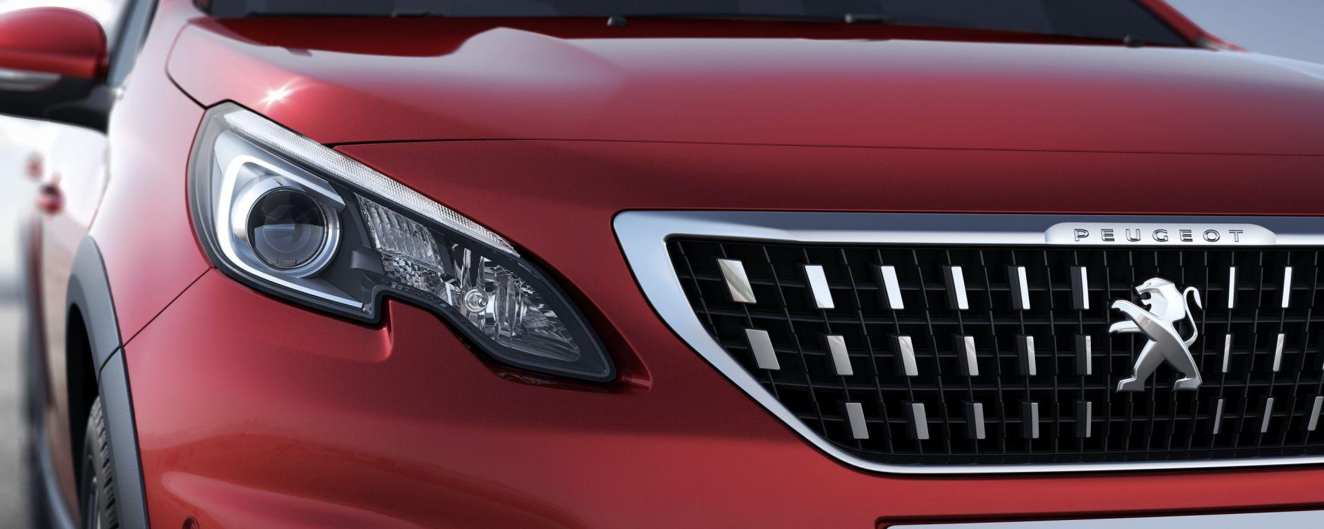 Nuova Peugeot 2008