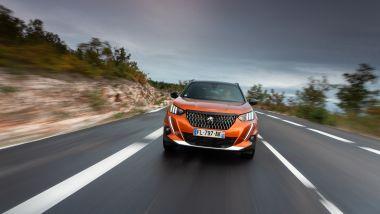 Peugeot 2008, aperti gli ordini