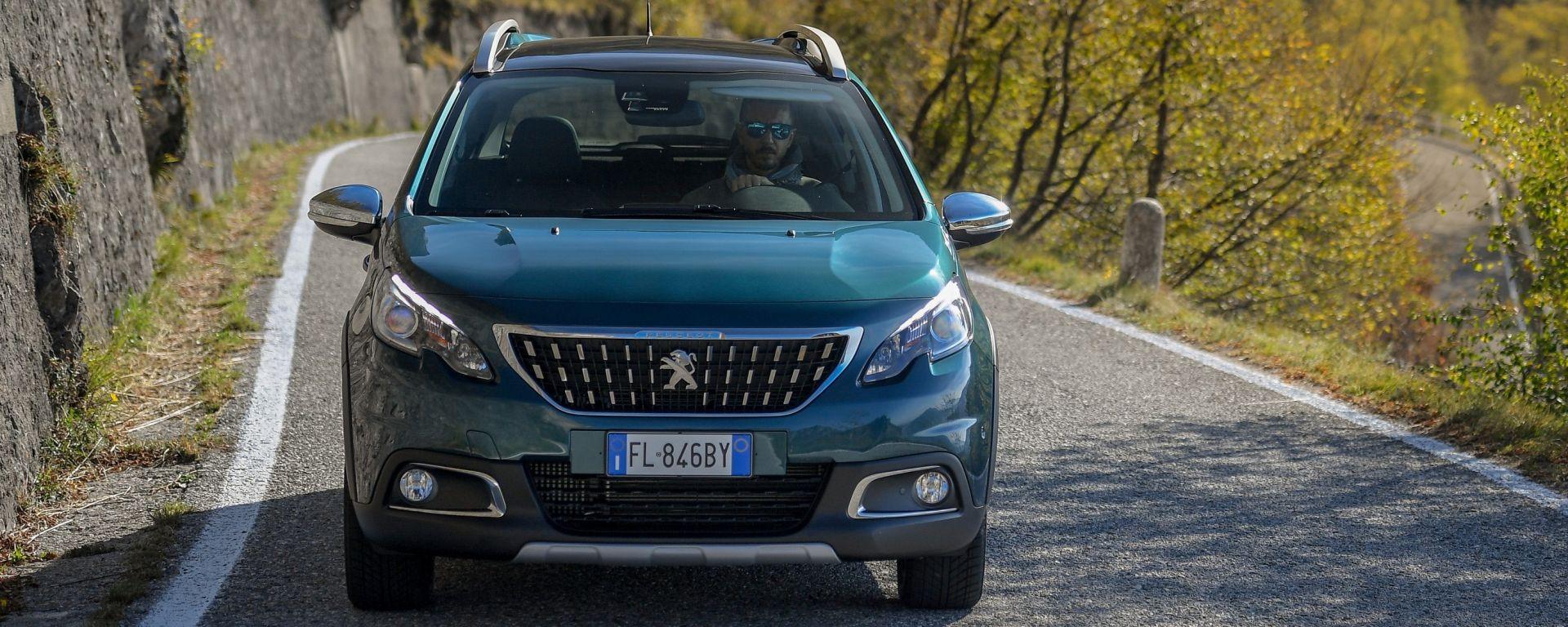 Peugeot 2008: torna la Serie Speciale Crossway