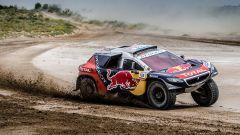 Peugeot 2008 DKR - Silk Way Rally 2016