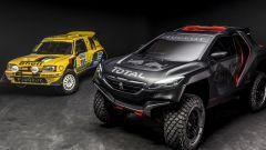 Peugeot 2008 DKR, nuove foto e info - Immagine: 11
