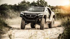 Peugeot 2008 DKR, nuove foto e info - Immagine: 1