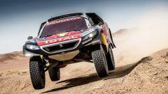 Peugeot 2008 DKR16 - Silk Way Rally 2016