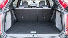 Peugeot 2008, il bagagliaio