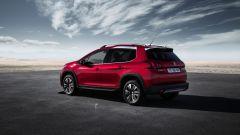 Peugeot 2008: la prova del SUV compatto - Immagine: 8