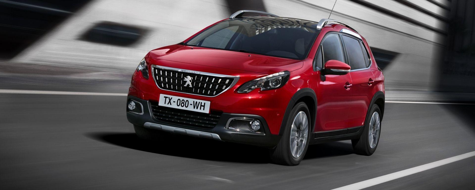 Peugeot 2008: la prova del SUV compatto