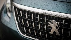 Peugeot 2008 Star Wars: calandra
