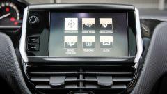 Peugeot 2008 Star Wars: infotainment