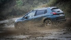 Peugeot 2008 Star Wars: offroad con Ucci Ussi
