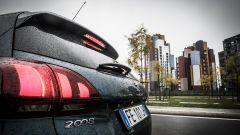Peugeot 2008 Star Wars: posteriore
