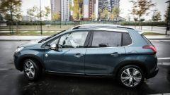 Peugeot 2008 Star Wars: Sistema di parcheggio automatico