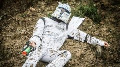Peugeot 2008 Star Wars: stormtrooper morto
