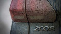 Peugeot 2008 Star Wars:gruppo ottico posteriore