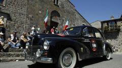 Peugeot 203: La storica Leonessa alla 34^ Mille Miglia Storica - Immagine: 2