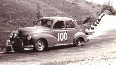 Peugeot 203: La storica Leonessa alla 34^ Mille Miglia Storica - Immagine: 3