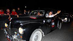 Peugeot 203: La storica Leonessa alla 34^ Mille Miglia Storica - Immagine: 1