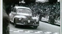 Peugeot 203: La storica Leonessa alla 34^ Mille Miglia Storica - Immagine: 5