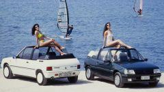 Peugeot 205 Cabriolet compie 30 anni - Immagine: 1