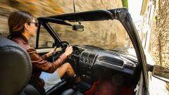 Peugeot 205 Cabriolet: interno