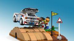 Peugeot 205 T16: anche la bomba francese ritorna con un set Lego
