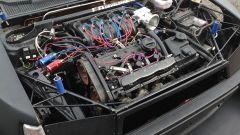 Peugeot 205 twin V6: il motore anteriore