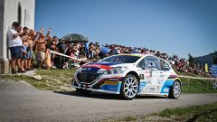 Peugeot 206 T16 R5 - Rally Roma Capitale