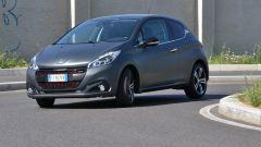 Peugeot 208 1.2 GT Line 110 cv. la prova su strada