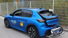 Peugeot 208 1.5 BlueHDi, 3 stelle ai test Green NCAP