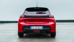 Peugeot 208 2019: il posteriore