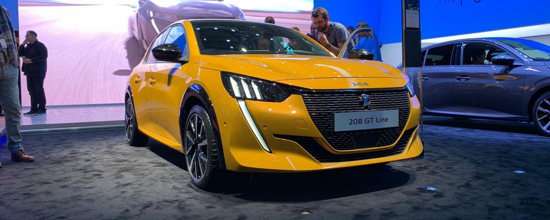 Nuova Peugeot 208 2019: tutto quello che c'è da sapere