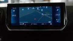 Peugeot 208 2019: lo schermo da 10